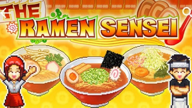 The Ramen Sensei, Anime Studio Story, and Pocket Harvest are on sale for a limited time only