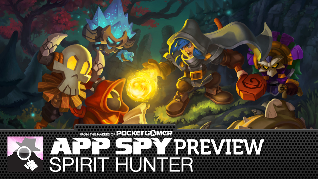 Spirit Hunter is Monsu developer's new card-based brawler RPG