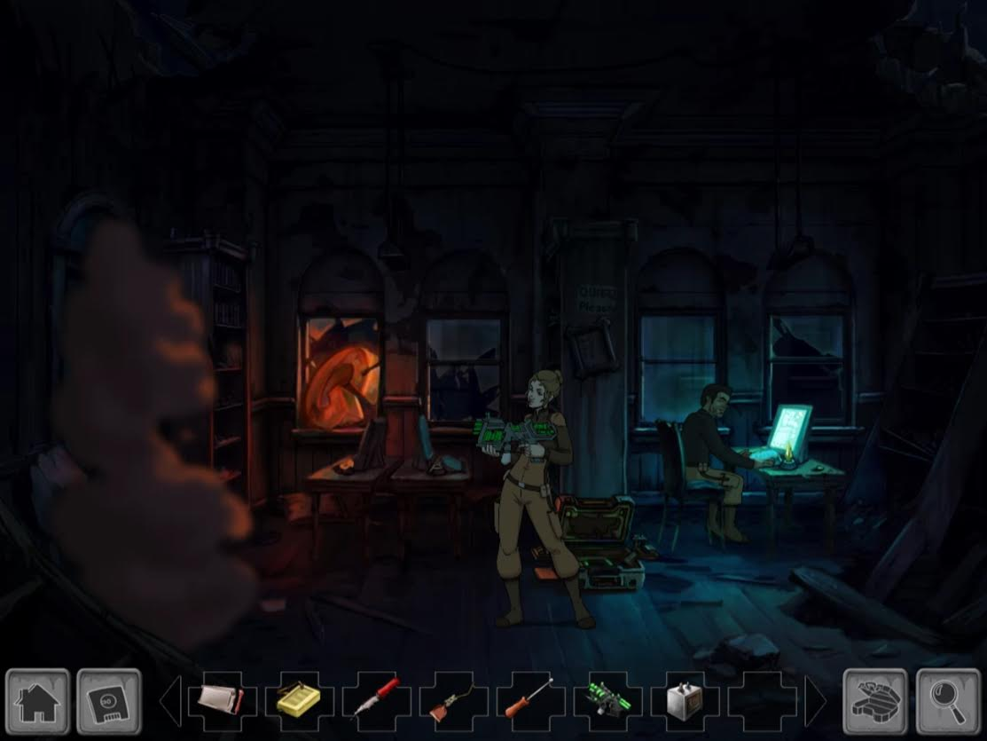 Daedalic's next PC adventure coming to iPad is 2012 eco-thriller A New Beginning