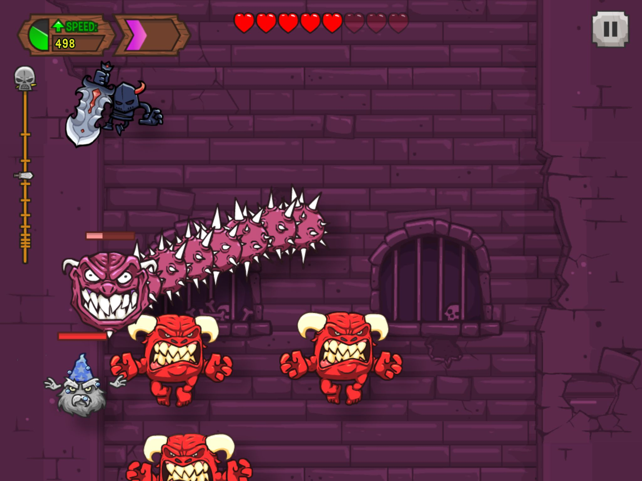 Knightmare Tower image 3 of 4 - Knightmare Tower Android, iPhone ...