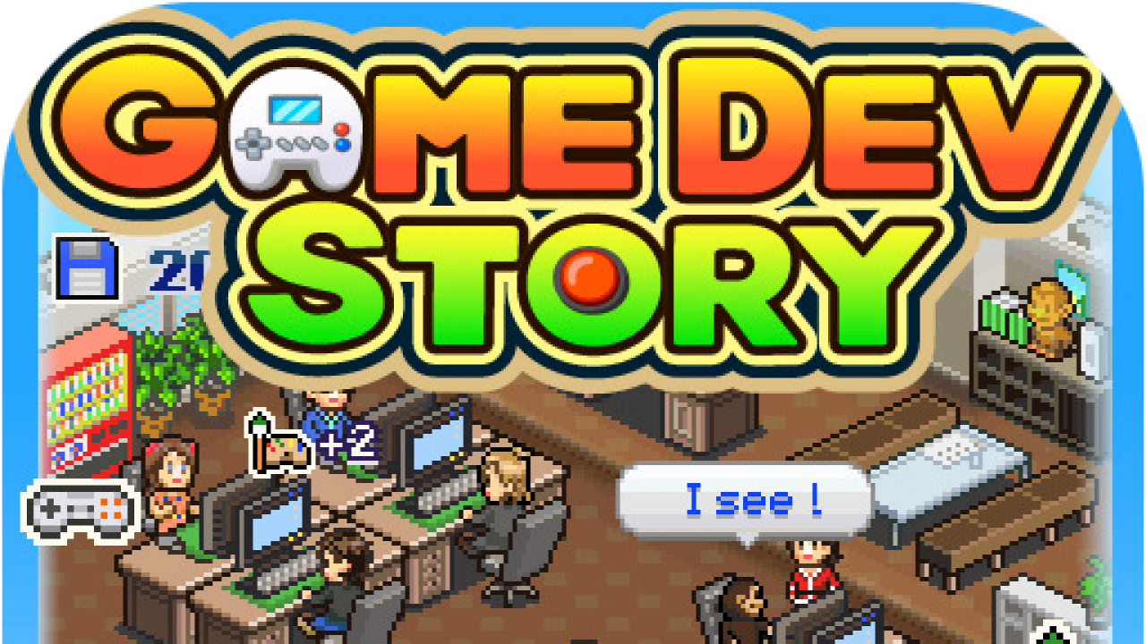 It's still as addictive as ever: Game Dev Story updated with widescreen, iPad support