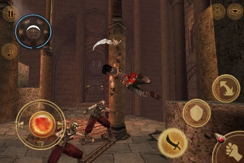 Prince of Persia pulled from iPhone thanks to dodgy menu
