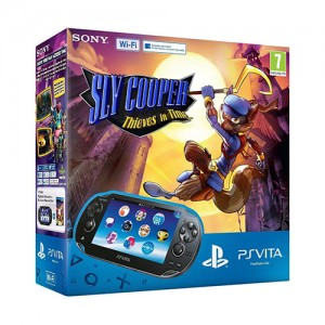 Europe to receive Sly Cooper: Thieves in Time Vita bundle