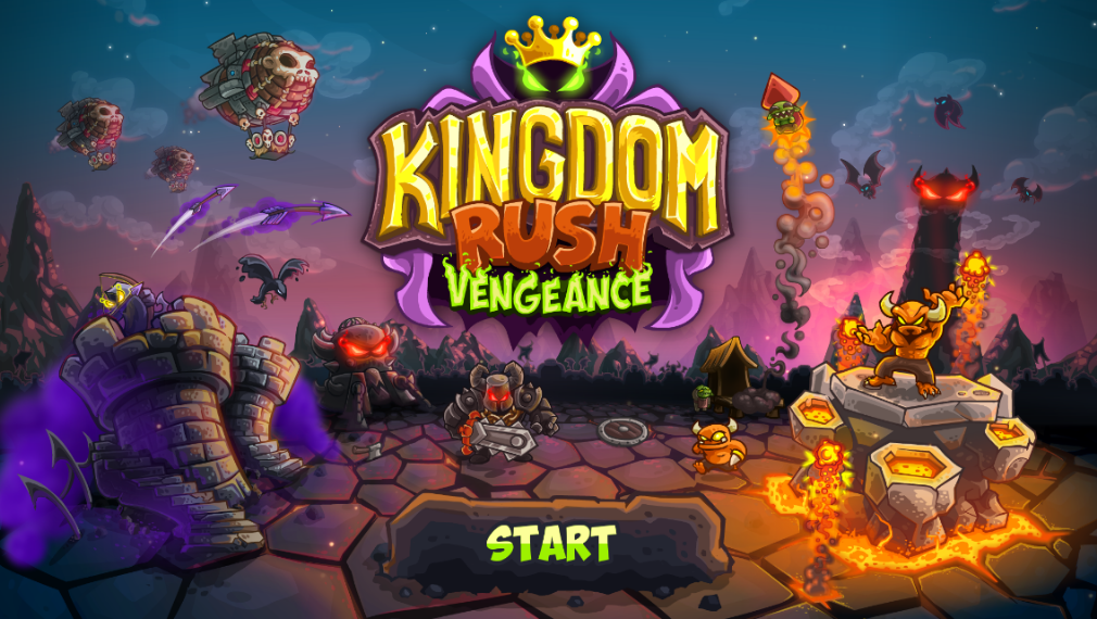 "Kingdom Rush Vengeance featured review - ""Everything you want from a Kingdom Rush game"""