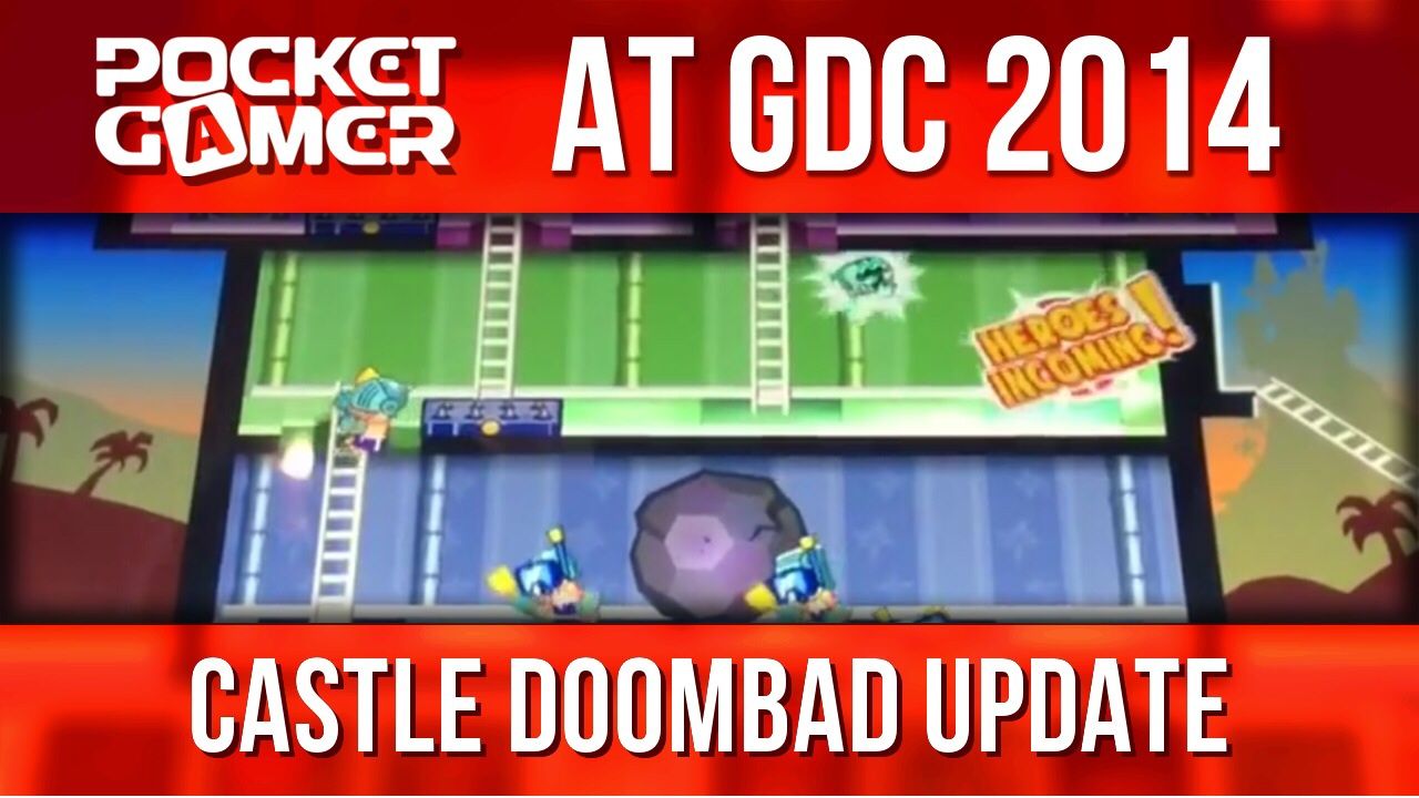 GDC 2014: Adult Swim shows us Castle Doombad update Dr. Lord Evilstein's Summer Slaycation