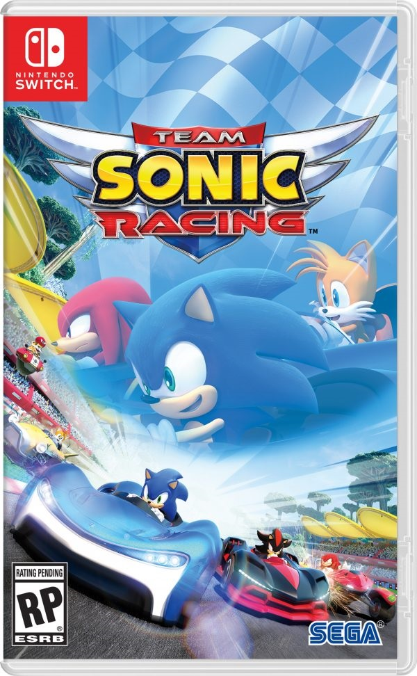 [Update] Team Sonic Racing is blasting onto Switch this winter