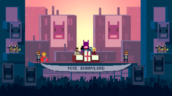 Cover-based shooter Not A Hero's new trailer is violent but stylish, out for Vita later this year