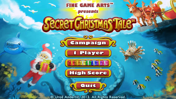 Help Santa Claus reclaim his lost presents in colourful arcade title Secret Christmas Tale [Sponsored]