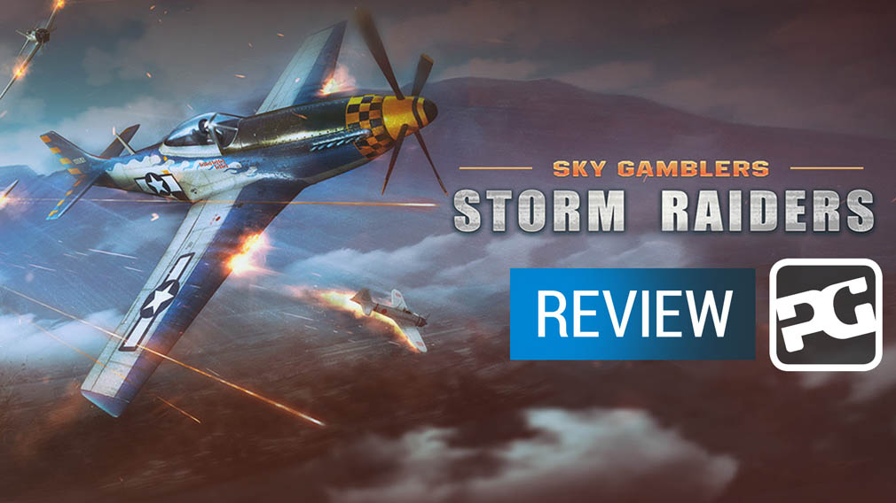 "Sky Gamblers - Storm Raiders 2 video review - ""One of the best plane combat games on mobile"""