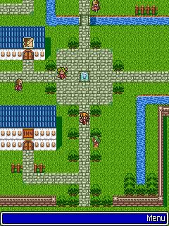 FinalFantasy_screenshot05_240x320 Final Fantasy I chega para os celulares comuns