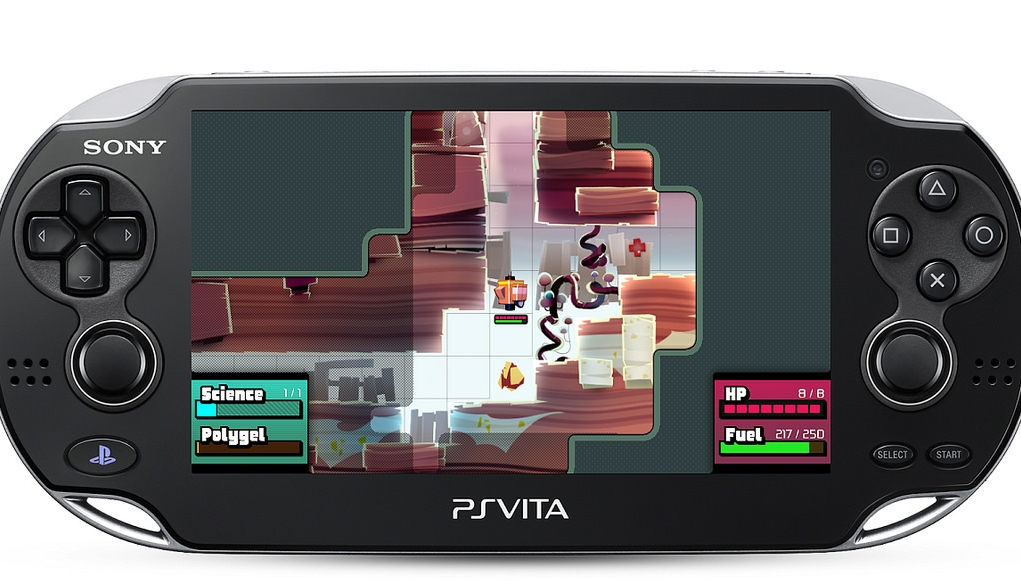 Nova-111 is a sci-fi action puzzler with a peculiar sense of time, heading to Vita in 2015