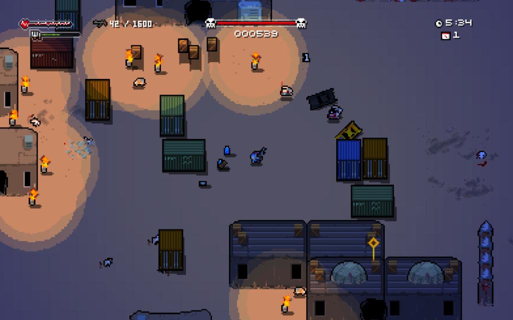 OrangePixel's next game Ashworld brings arcade action to a post-apocalyptic open world