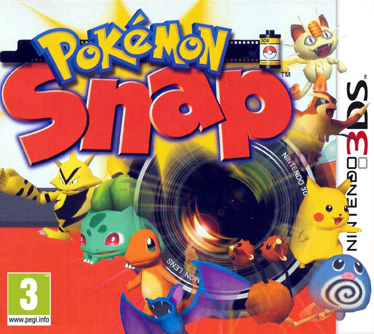 Nintendo, please make... Pokemon Snap 3D