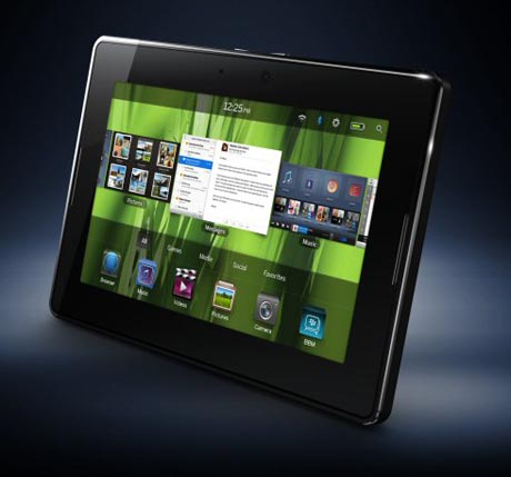 Hands-on with PlayBook OS 2.0
