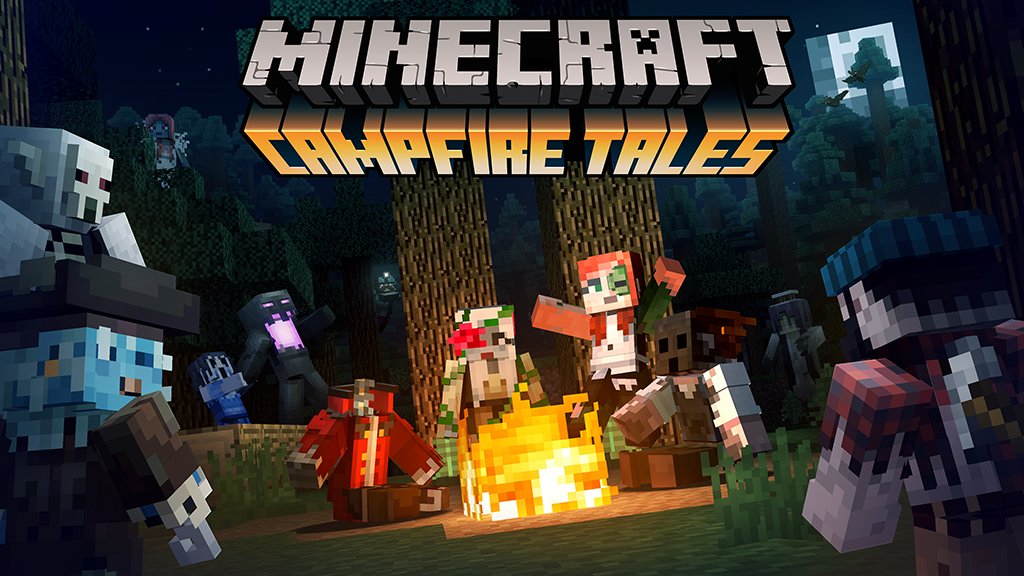 Halloween's on its way with Minecraft: Pocket Edition's newest, spooky skins