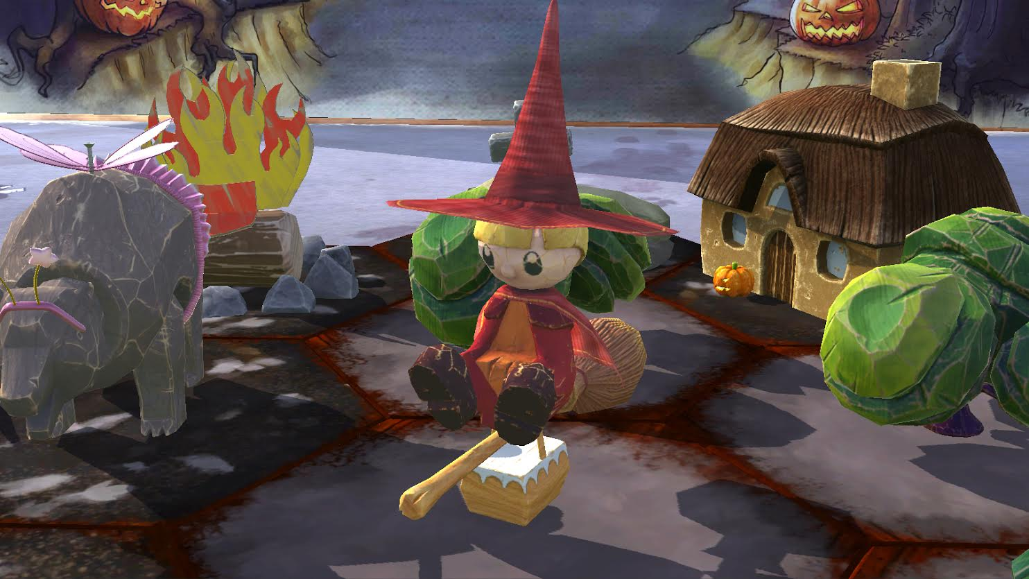 A Day in the Woods gets ready for Halloween with a spooky update later this week