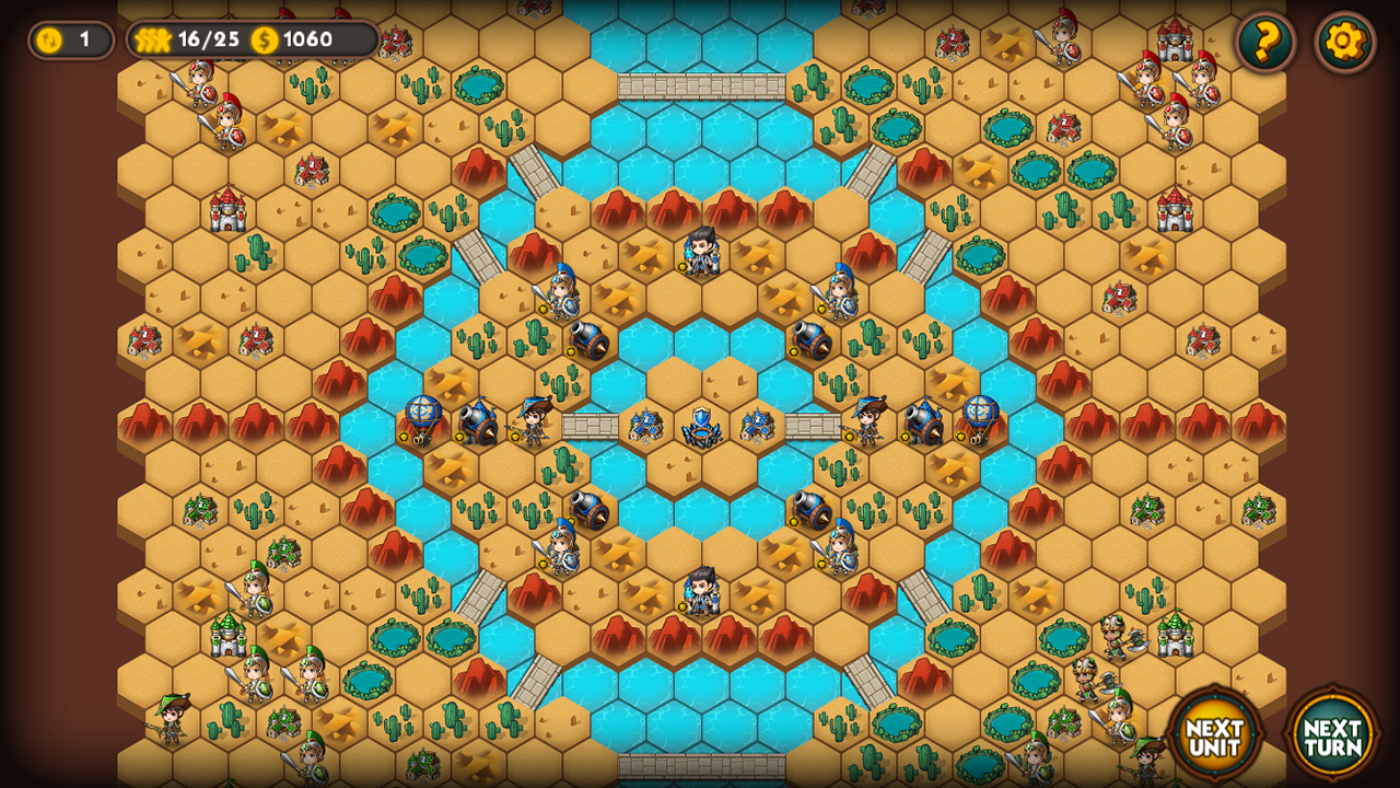 Check out our interview with the developers of brand new strategy game Legion Wars