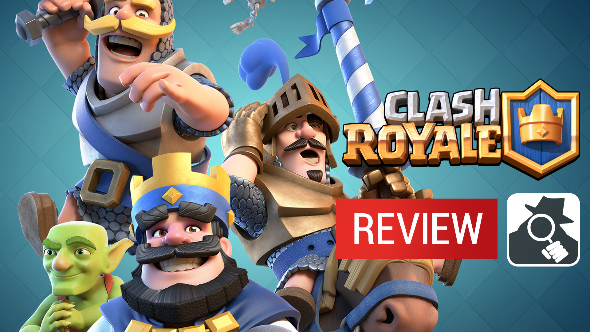 Clash Royale: Video Review