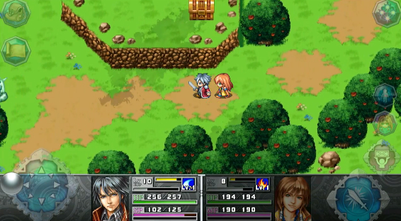 Out at midnight: Across Age 2 is a nostalgic JRPG adventure for iPad and iPhone