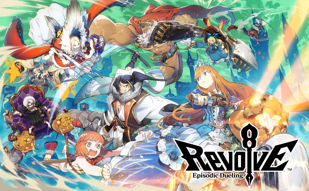 Sega's mobile RTS Revolve8 spinning onto mobile on February 5th