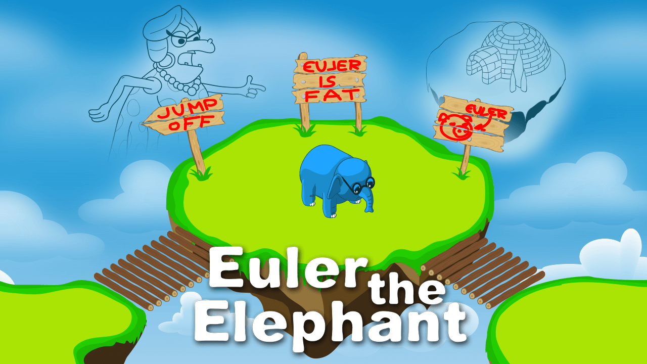 Euler the Elephant packs his trunk with a brand new update