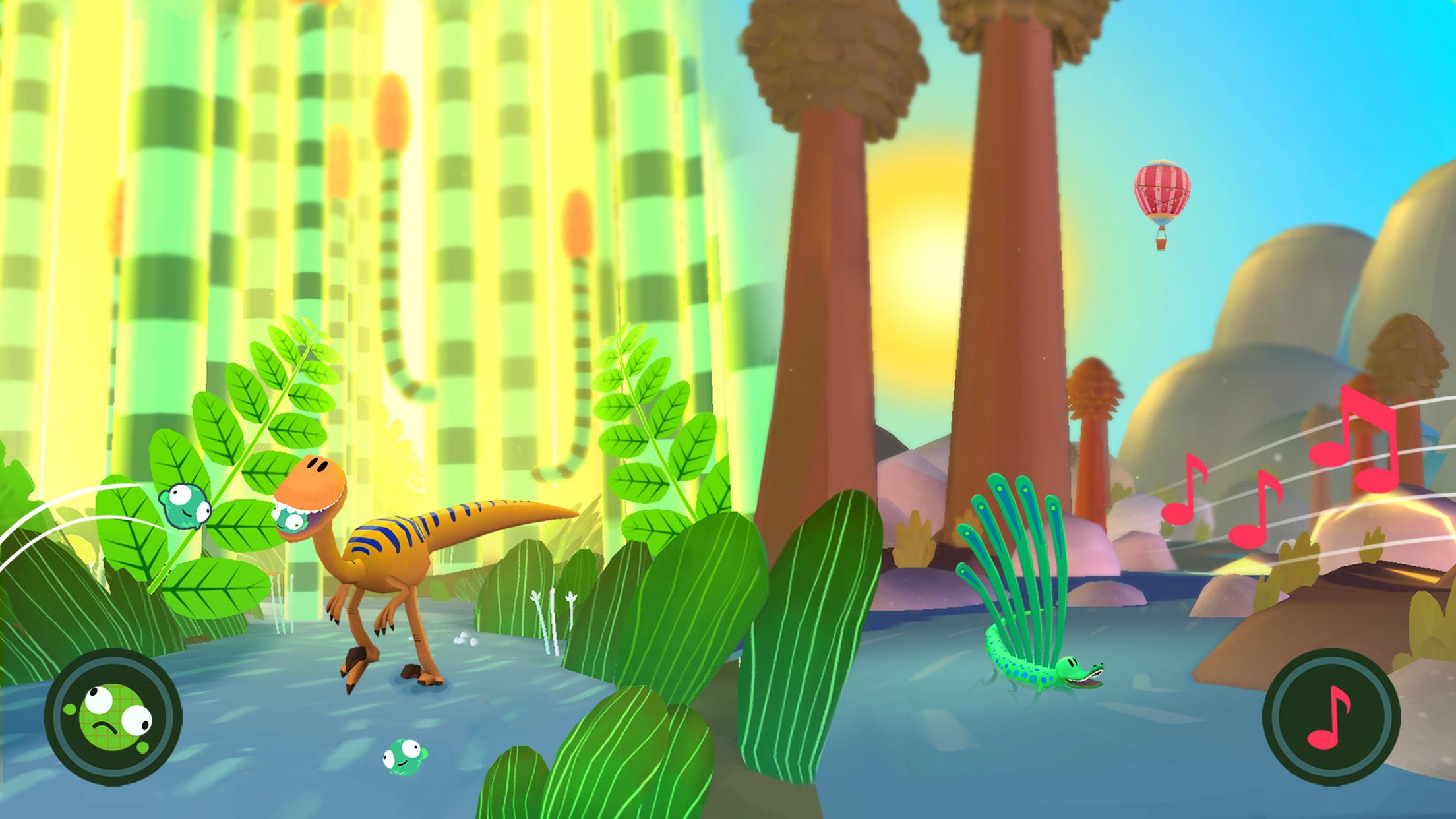 App Army Assemble: Jurassic GO - Dinosaur Snap Adventures