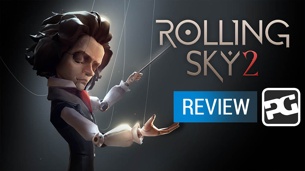 "Rolling Sky 2: Rolling Dream video review - ""Marching musically forward"""