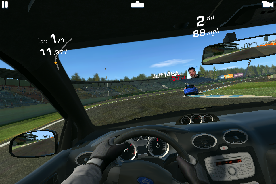 Real Racing 3 iPhone, screenshot 7