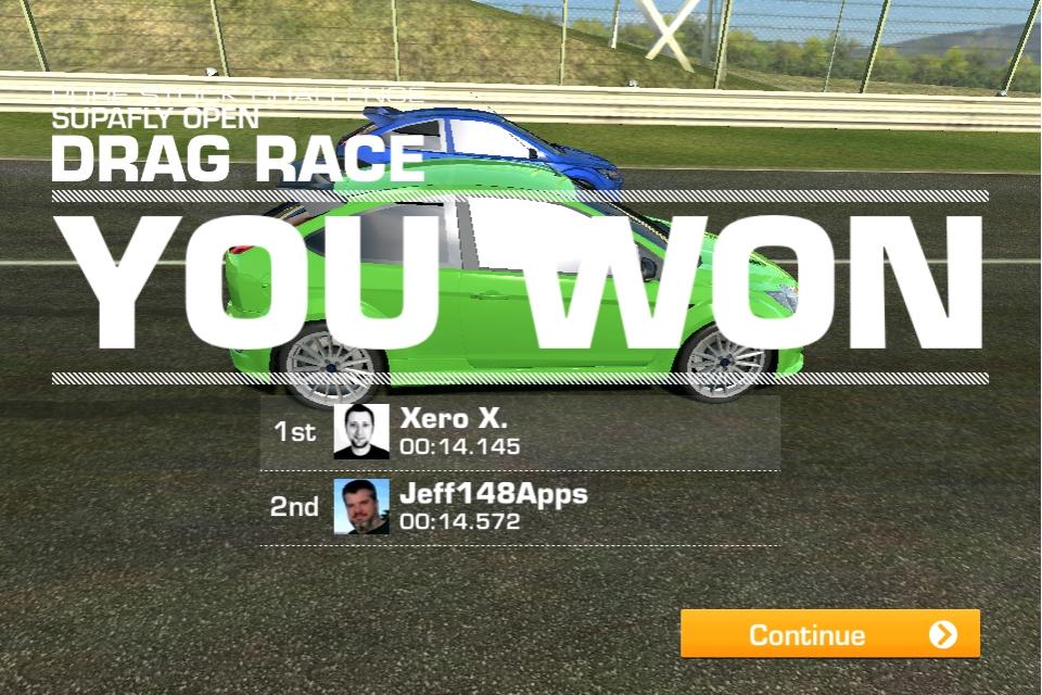 Real Racing 3 Android,iPhone,iPad, screenshot 2