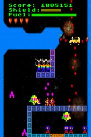 Jeff Minter's colourful shooter Caverns of Minos lands on iOS
