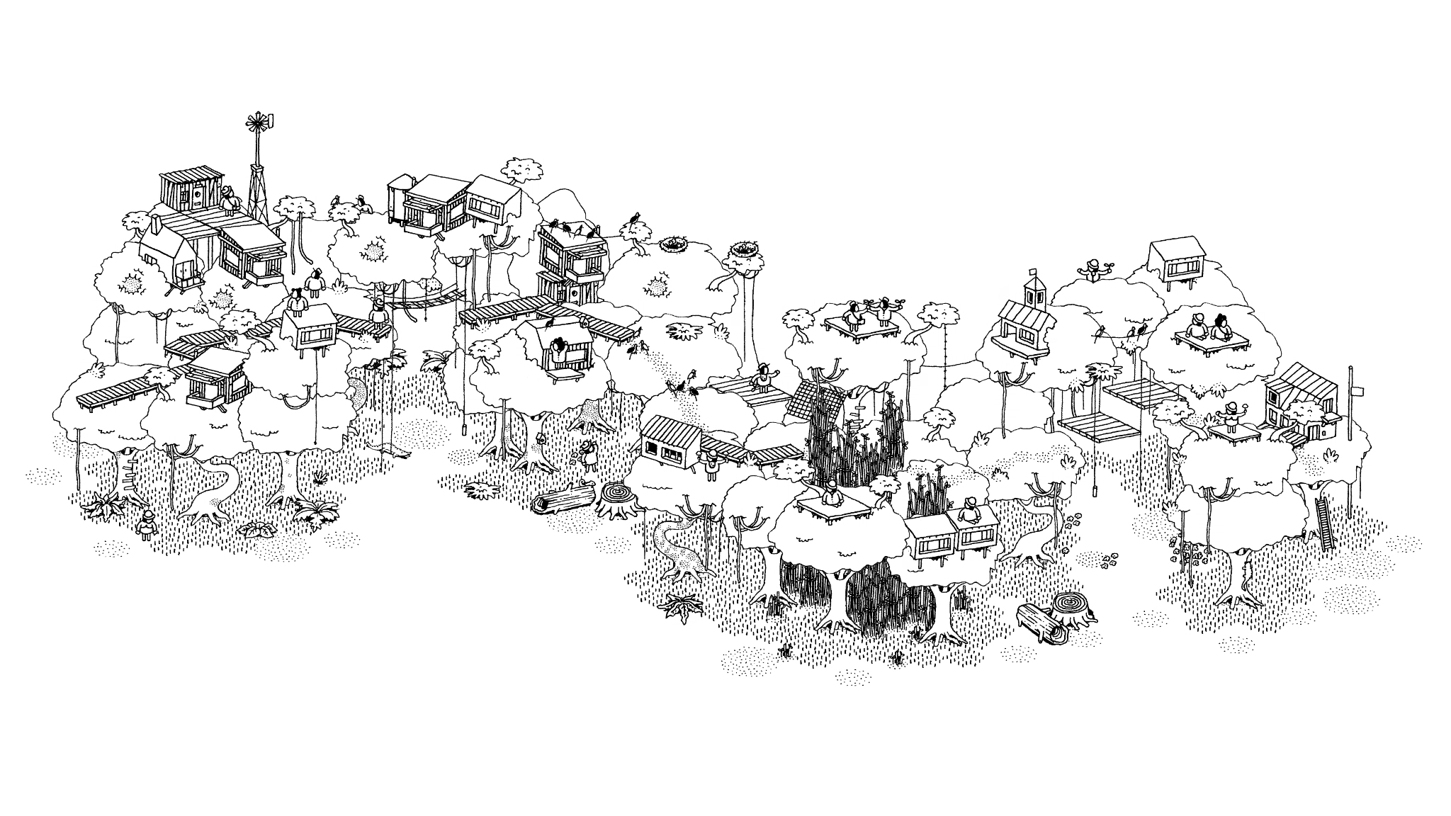 Hidden Folks brings its charming vignettes to iOS and Apple TV on February 15th