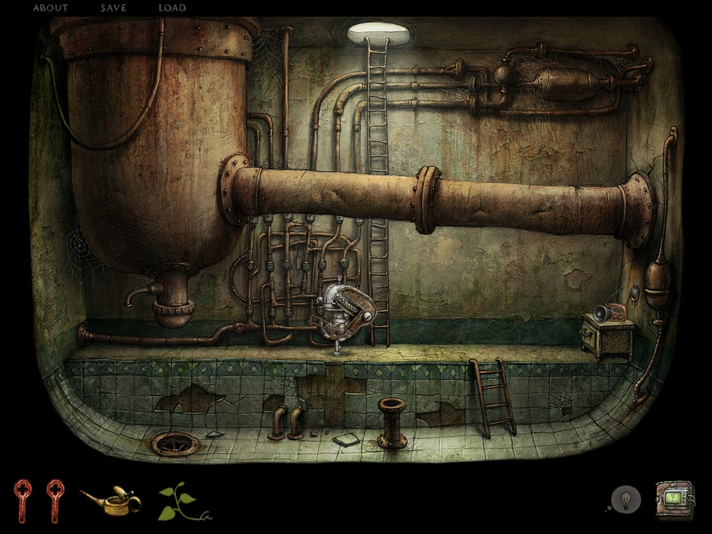 [Update] What a long, strange trip it's been: Machinarium coming to the PS Vita on March 26
