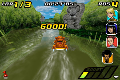 Fishlabs releases Powerboat Challenge for iPhone