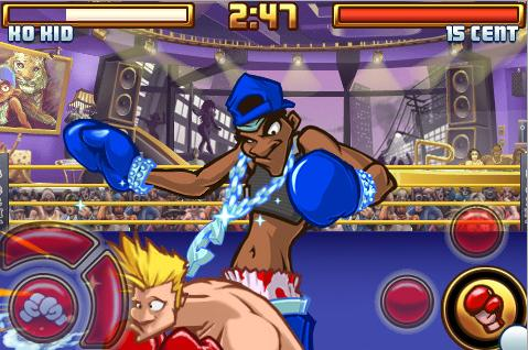 Super K.O. Boxing 2 for iPhone free today
