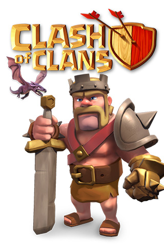 Clash of Clans iPhone Wallpaper