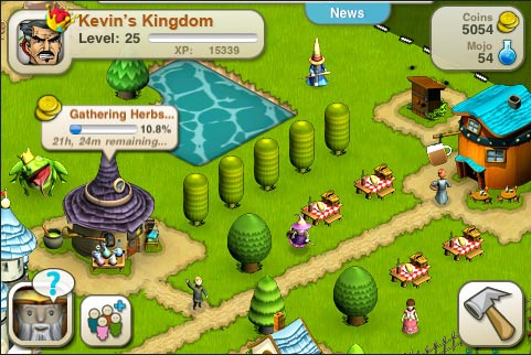 Freebies up for grabs to mark iPhone god sim We Rule's 6 month anniversary
