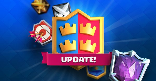 The latest Clash Royale update sees Leagues, Clan Battles, and much more