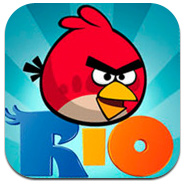 The Angry Birds Rio Guide - How to find the Golden Watermelons in Beach Volley