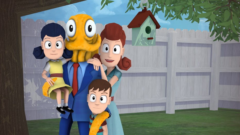 Octodad: Dadliest Catch is an uproariously entertaining experience now on NVIDIA SHIELD