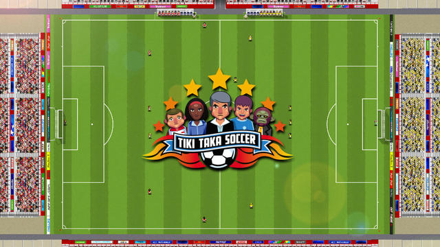 [Update] Fast-paced footie game Tiki Taka Soccer out now on iOS