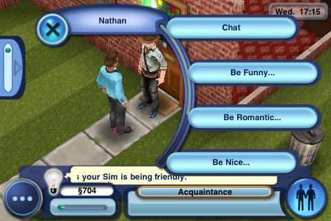 The Sims 3: World Adventures (iPhone)