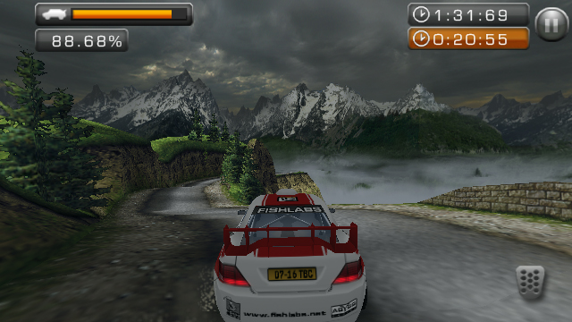 Rally Master Pro available for free on Satio and Vivaz