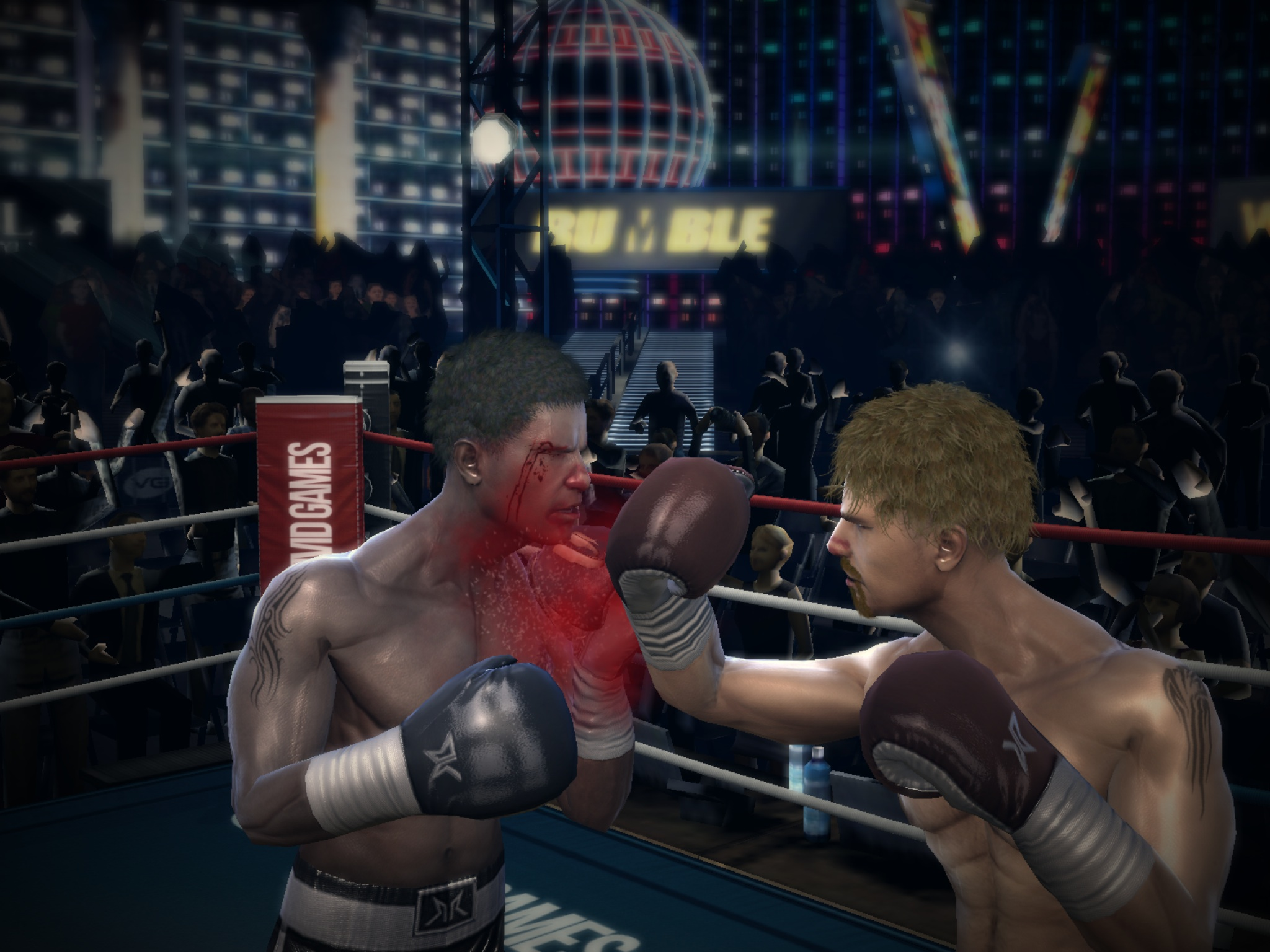 Vivid Games updates Real Boxing for iOS and Android with controller support