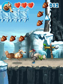 Ice Age 4: Continental Drift – Arctic Games icon