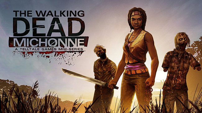 Three-part mini-series The Walking Dead: Michonne launches in February 2016