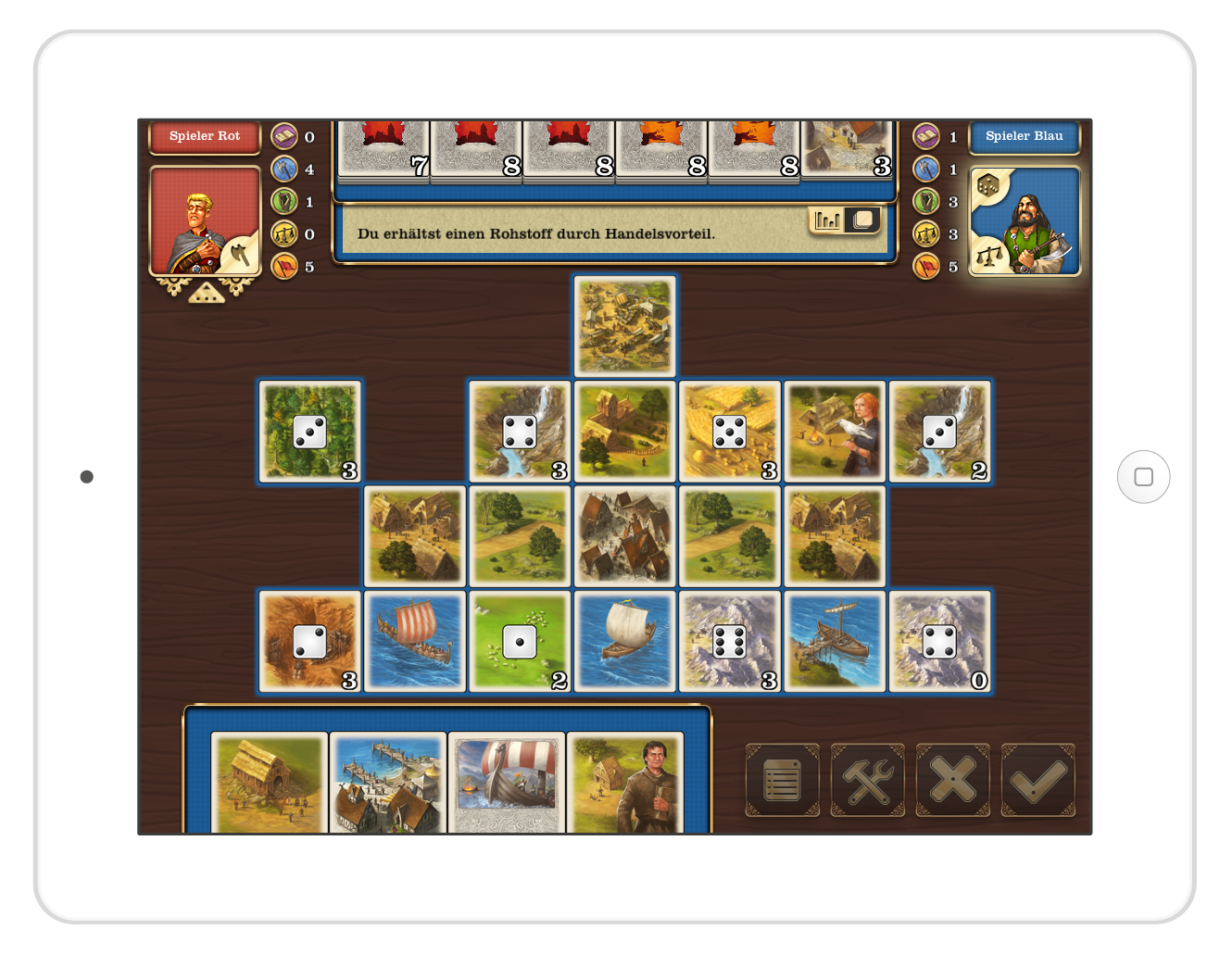 Beta applications now being accepted for popular two-player card game The Rivals for Catan on iOS