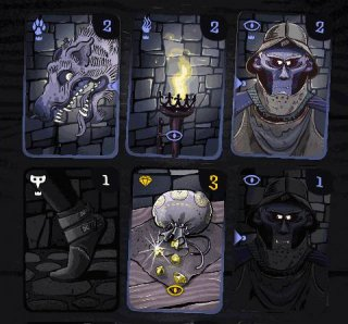 Dim the lights and check out the first gameplay footage of Card Thief