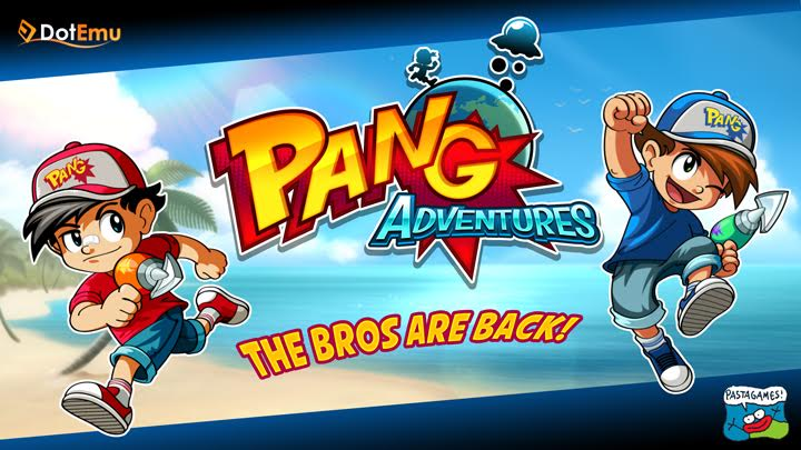 The Buster Bros are back as DotEmu releases a new version of classic arcade game Pang Adventures on mobile