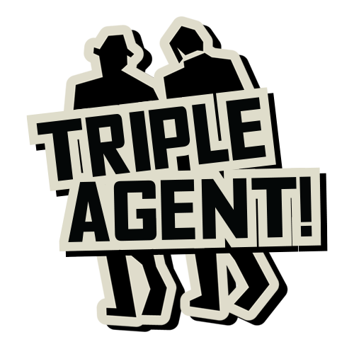Test your friendships in the backstabbing party game Triple Agent, launching July 20th on iOS and Android