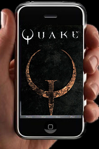 More Quake on the iPhone